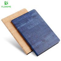 FLOVEME Rock Skin Cover For IPad Air 1 2 Casual Smart Sleep Tablet Protector Leather Stand
