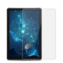 Tempered Glass For Huawei MediaPad M5 lite BAH2-W19 BAH2-L09 10.1 inch 9H Toughened Glass Film slim business retro flip stand cover case for huawei mediapad m5 lite 10 case bah2 w09 bah2 l09 bah2 w19 10 1 tablet shell
