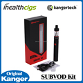 Оригинал Kanger SUBVOD Starter kit 1300 мАч Батареи Субтанке Нано Распылитель ssocc катушки Subvod Kit VS Subovd Мега