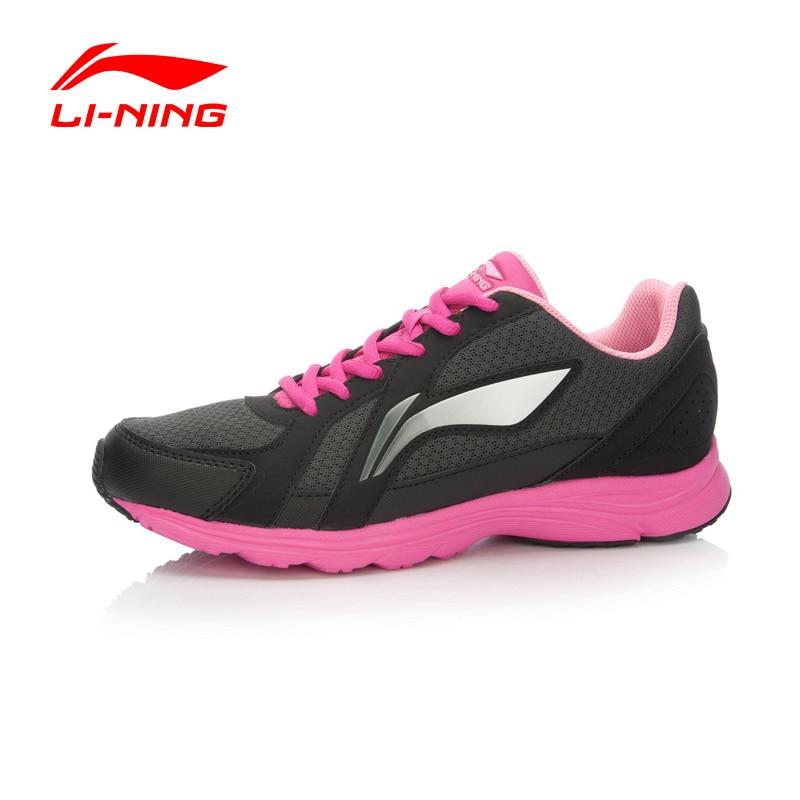 LI-NING Women Outdoor Running Shoes Soft Light Weight  LI-NING Men Running Shoes Soft Light Weight  ARBL046 XYP314 original li ning men professional basketball shoes