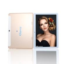10.1 pulgadas MTK6582 3G Phone Call tablet cubierta Metálica Completa IPS quad core + dual sim + gps + linterna + 1G/16G + Android 6.0 usb del Regalo led