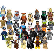 Watto Chief Chirpa Ewok Gamorrean Guard Clone Trooper Yoda Rebel Soldiers Naboo Guard Legoinglys Star Wars