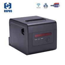 Waterproof 3 inch pos usb wifi thermal receipt printer prp 080 with 300mm/s high speed support multi language linux driver factory wholesale usb 80mm thermal pos receipt bill printer with windows and linux drives and support multi language printing
