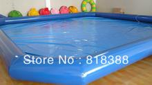 inflatable pool water pool 6x8x0.5mts swimming pool