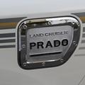 Chrome Fuel Tank Gas Cubierta Para Toyota Land Cruiser Prado FJ150 Accesorios 2010-2016