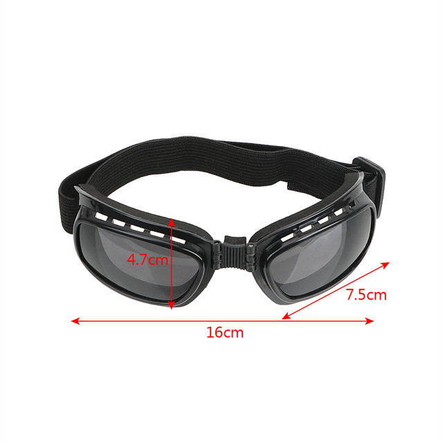 LEEPEE Motorcycle Glasses Anti Glare Motocross Sunglasses Sports Ski Goggles Windproof Dustproof UV Protection 5