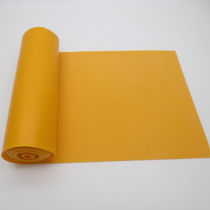 Image 4 - GZK China good quality roll rubber orange color flat rubber bands 200cm*15cm*0.66mm 0.72mm 0.8mm   for DIY slingshot huinting