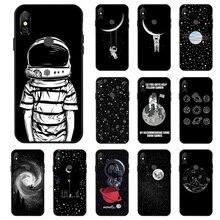 3D Painted Starry Sky Moon Case For Xiaomi Redmi Note 6 7 5 Pro Cases PocoPhone F1 Matte Cover Mi 8 9 SE A2 Lite Capa