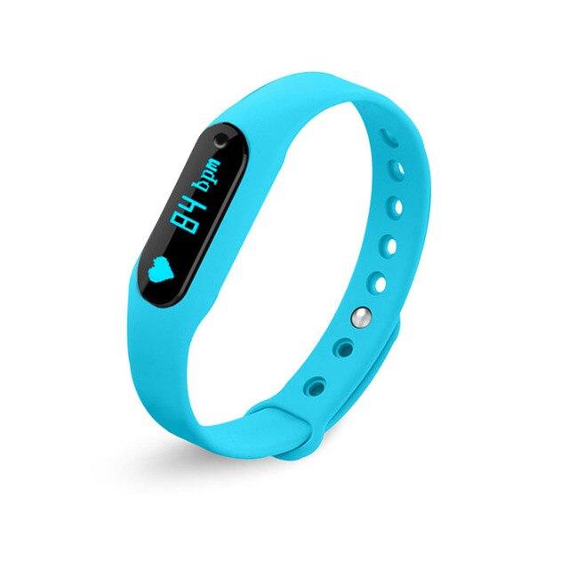 СИНЬ-ЦЗЯ Новый Монитор Сердечного ритма Браслет Смарт Износ Bluetooth Цифровые Наручные Часы LED Мужчины Женщины Смотреть KT-22