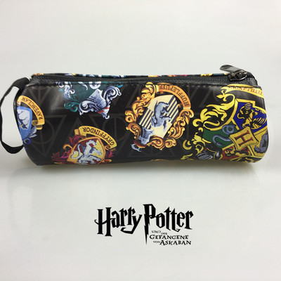 Anime Cartoon Wallets Harry Potter World of Warcraft Games of Thrones Purse Pen Pencil Box Bags Leather Men Women Wallet hot 2017 world of warcraft wallets cartoon anime purse gift for young students pu leather dollar bags casual short wallet