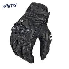 Горячие продажи прохладный перчатки мотоцикла moto гоночные перчатки рыцарь кожа езды велосипед вождение велоспорт велосипед мотоцикл
