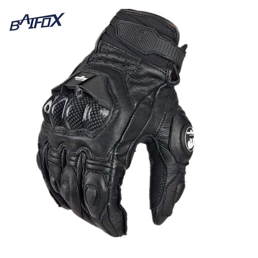 Prix pour Vente chaude cool moto gants moto racing gants chevalier en cuir tour vélo voiture vélos cyclisme moto