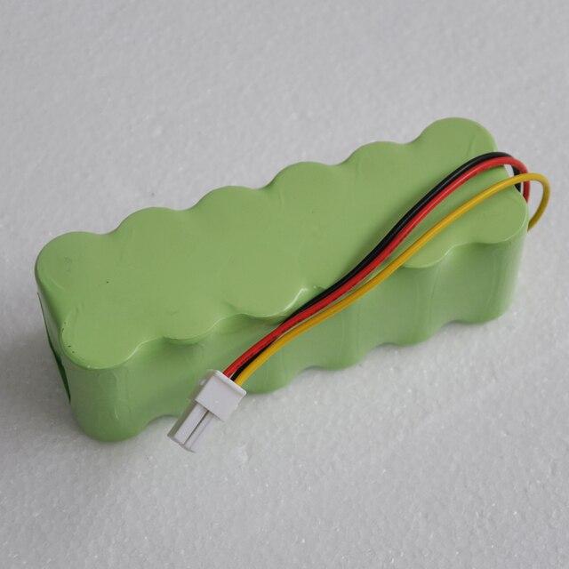 14.4V 3500mAh SC NI-MH Battery Pack For Samsung NaviBot SR88XX Series Vacuum Cleaner SR8840 SR8845 SR8855 SR8895 VCA-RBT20
