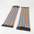 40 unids en Fila 40 P Dupont Cable 20 cm 2mm interruptor 2.54mm 2 P-1 P alambre NUEVO