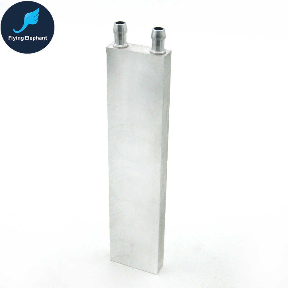 الألومنيوم PC Laptop CPU المبرد 40 80 120 160 200 240 مياه التبريد كتلة ل السائل مبرد مياه مباراة التبريد