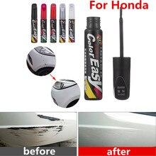 Flyj tinta spray para carro, pintura em spray para remoção de arranhões e pintura de carro, composto com honda