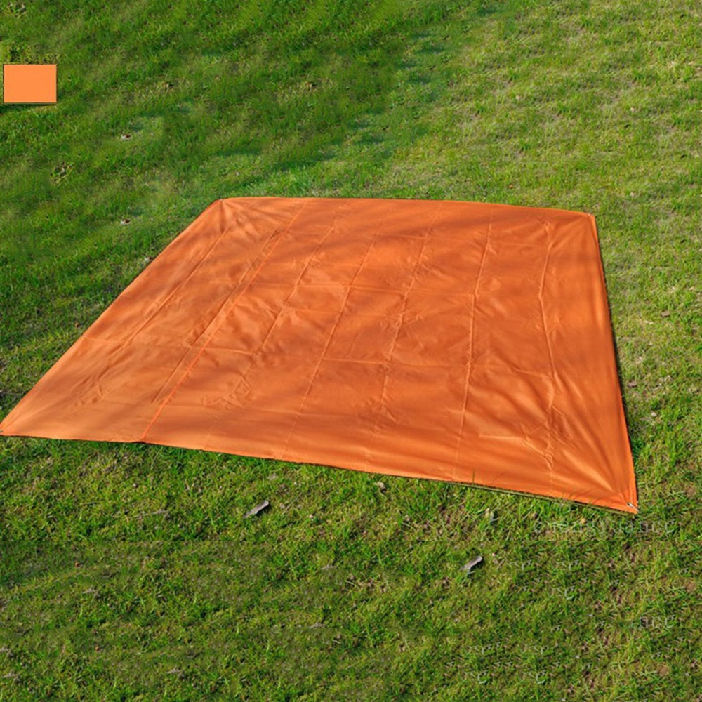 Delicate Outdoor Picnic Camping Beach Water Resistant Airbed Tarp Mat  Blanket Cushion Pad 4 Colors(