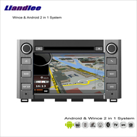 Liandlee Car Android Multimedia Stereo For Toyota Tundra 2014~2015 S160 Radio CD DVD Player GPS Nav Map Navigation Audio Video