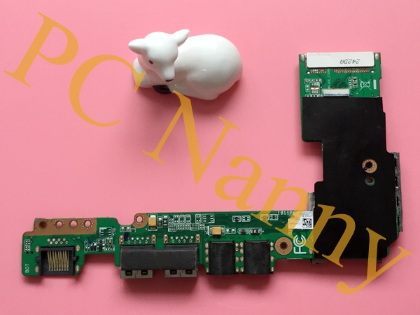 Genuine For ASUS Eee PC 1015B 1015BX Audio Board usb Ethernet sd reader card board