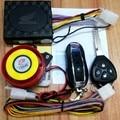 Motorcycle alarm, anti-theft system,key alarm, remote start, waterproof, free shipping