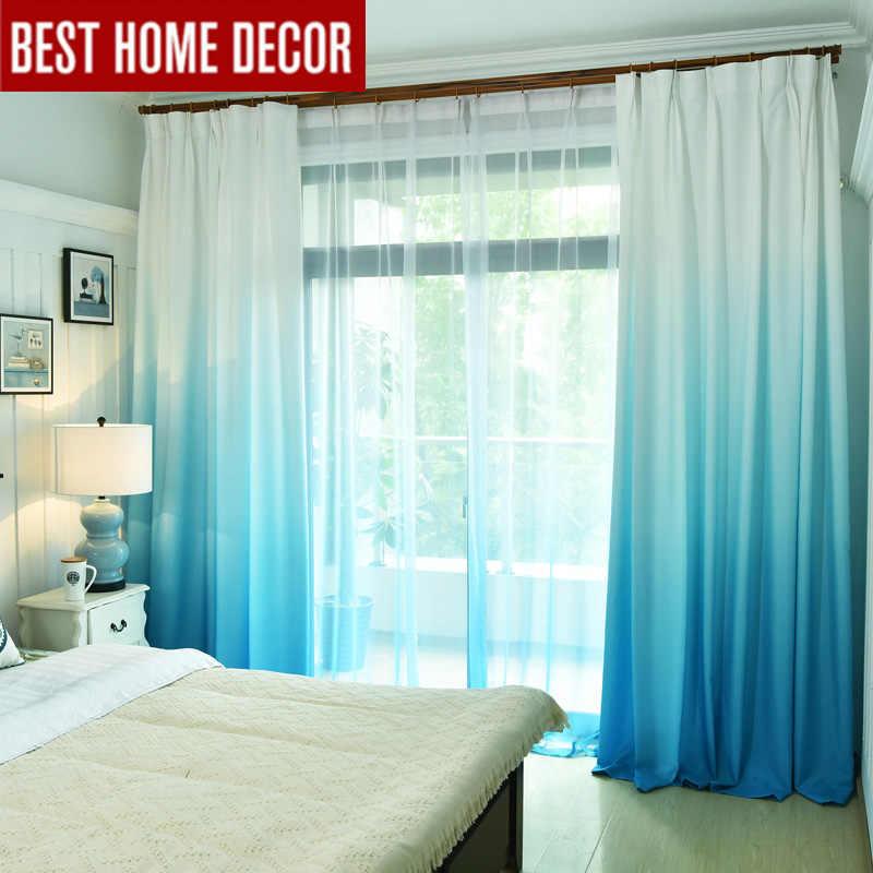 шторы градиент шторы плотные шторы для спальни занавески тюль для окон занавески тюль тюлб для гостиной штора тюль тюль органза тюль и шторы