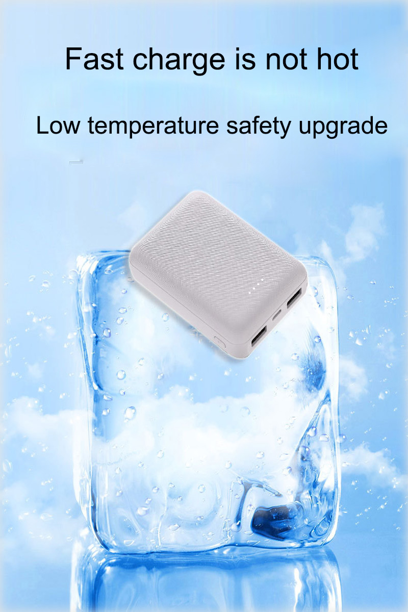 Small Portable 10000mAh Charging Power Bank For Xiaomi Mobile Phones 16