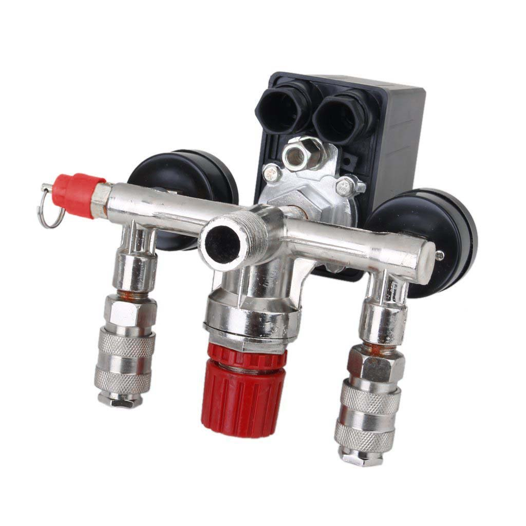 Image 5 - Wholesales item Compressor Pressure Switch Control Valve NO.6-in Switches from Lights & Lighting