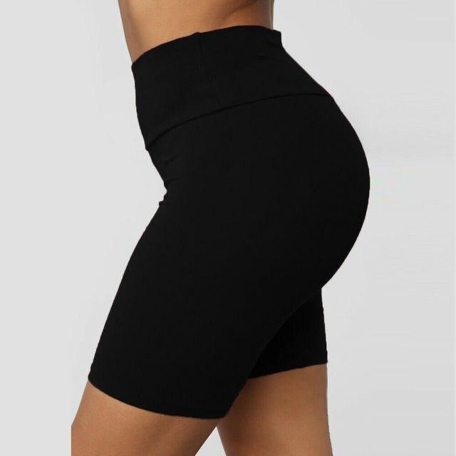 Women Sport Yoga Shorts  4