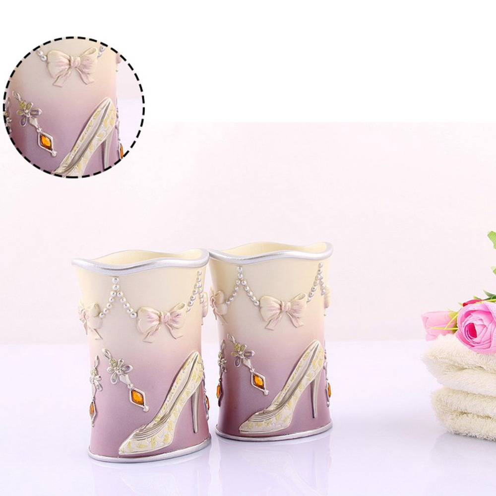 Merveilleux Novelty High Heels 5pcs Bathroom Accessories Set Modern Lady Sets Soap  Holder Wash Cup Wedding Decors Bath Sets In Bathroom Accessories Sets From  Home ...