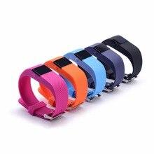 Upslon W1 Pulsmesser Smartwatch Neueste Smart Armband Smartband Fitness Tracker Bluetooth 4,0 Flex Uhr Für IOS Android