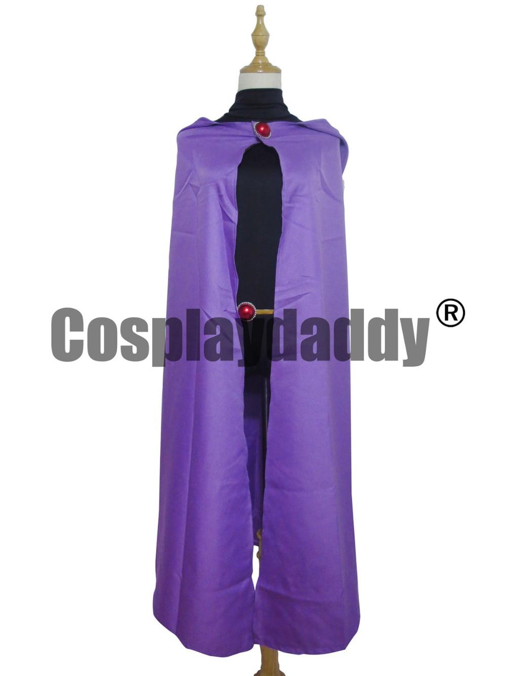 Costume Raven Teen Titans