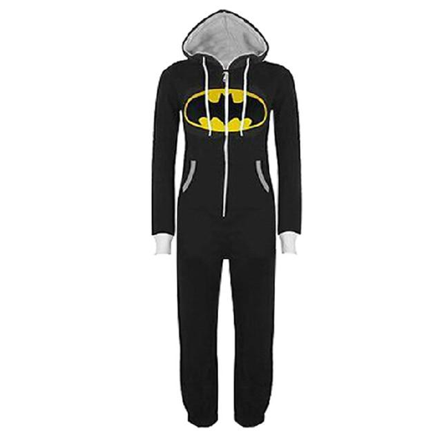 Adult Zipper Anime Pajamas Cosplay Halloween Superman Onesie for ...