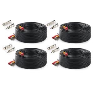 Tonton BNC CCTV Cable (4-Packe