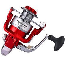 Fishing Reel All Metal Spool Spinning 8KG Max Drag Stainless Steel Handle Line Saltwater Accessories