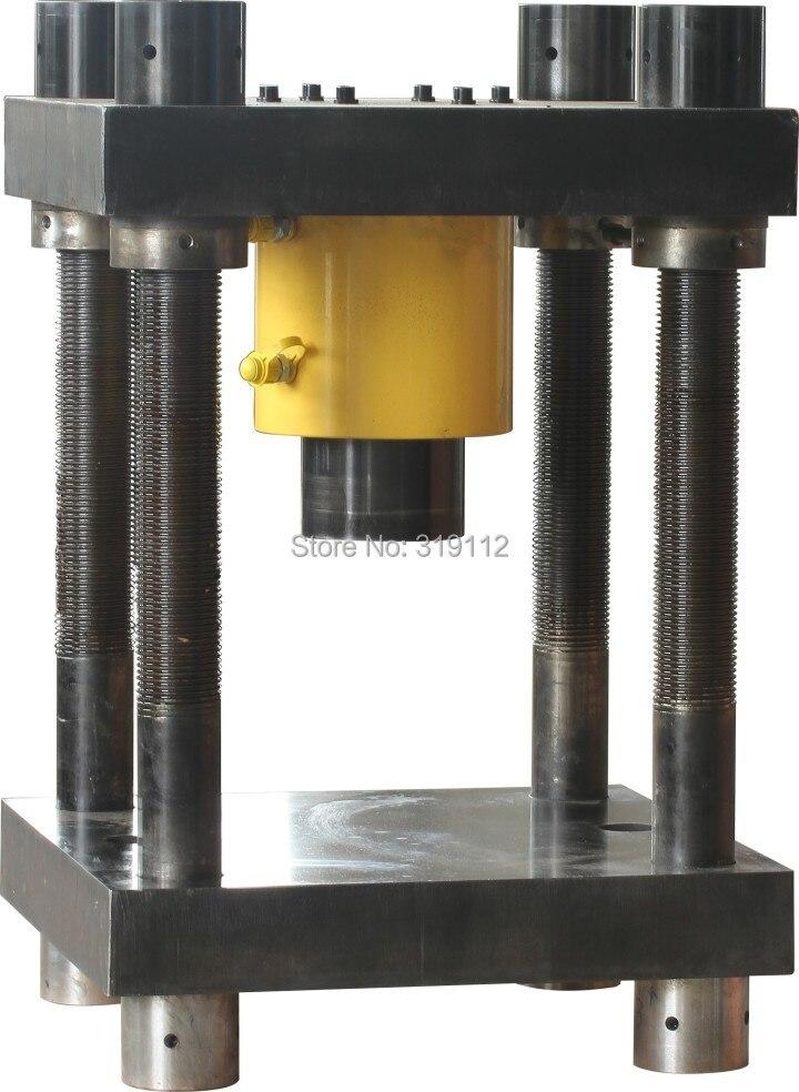 Rewelacyjny Cztery kolumny prasa hydrauliczna maszyna do gięcia, cięcia ZP43