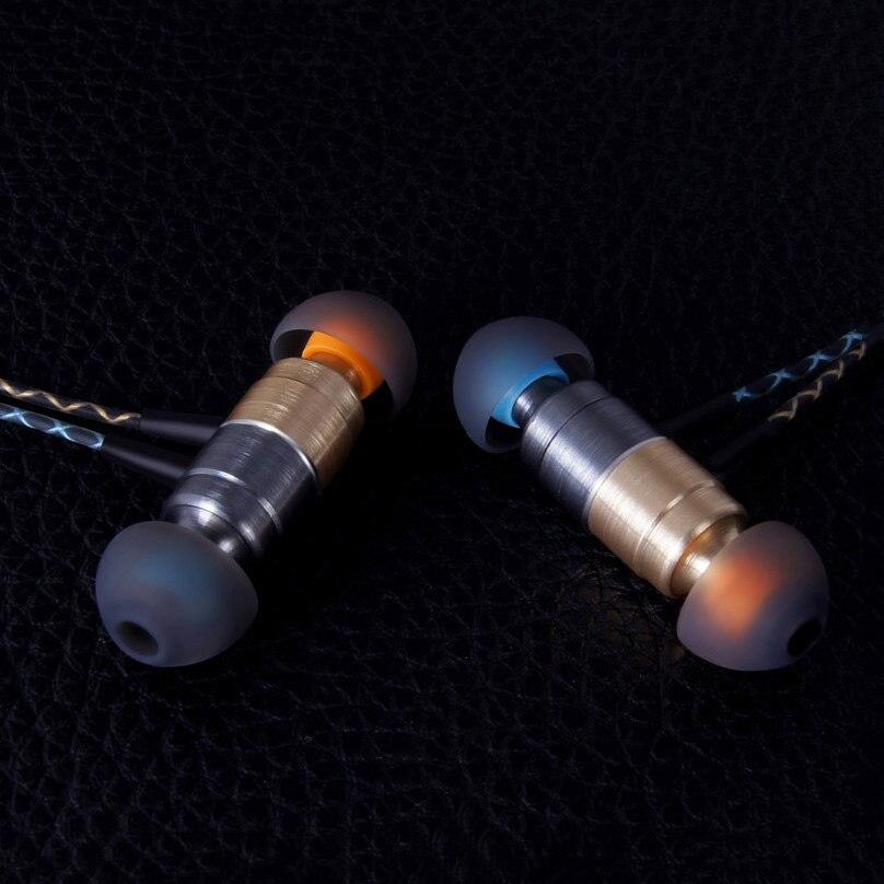 RUKZ X41M magnetske slušalice HIFI groznica u uhu slušalice - Prijenosni audio i video - Foto 5