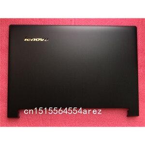 Image 1 - Nowy oryginalny laptop Lenovo Flex 2 15 Flex2 15 LCD tylna część obudowy pokrywy skrzynka 5CB0F76749