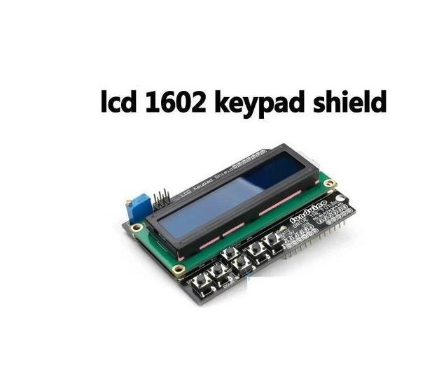 CFSUNBIRD LCD Keypad Shield LCD1602 LCD 1602 Module Display ATMEGA328 ATMEGA2560 raspberry pi UNO blue screen