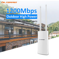 1200Mbps Wifi repeater Extender/Amplifier/Router/Access Point Outdoor Gigabit Wireless 5G 360degree Omnidirection Wi fi Antenna
