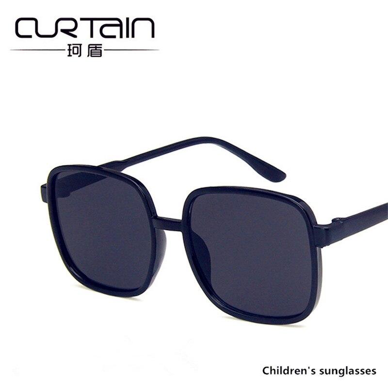 Responsible Null Occhiali Da Sole Childrens Sunglasses Square 2019 New Boys And Girls Kids Sunglasses Korean Anti-uv Glasses Baby Travel Boy's Sunglasses
