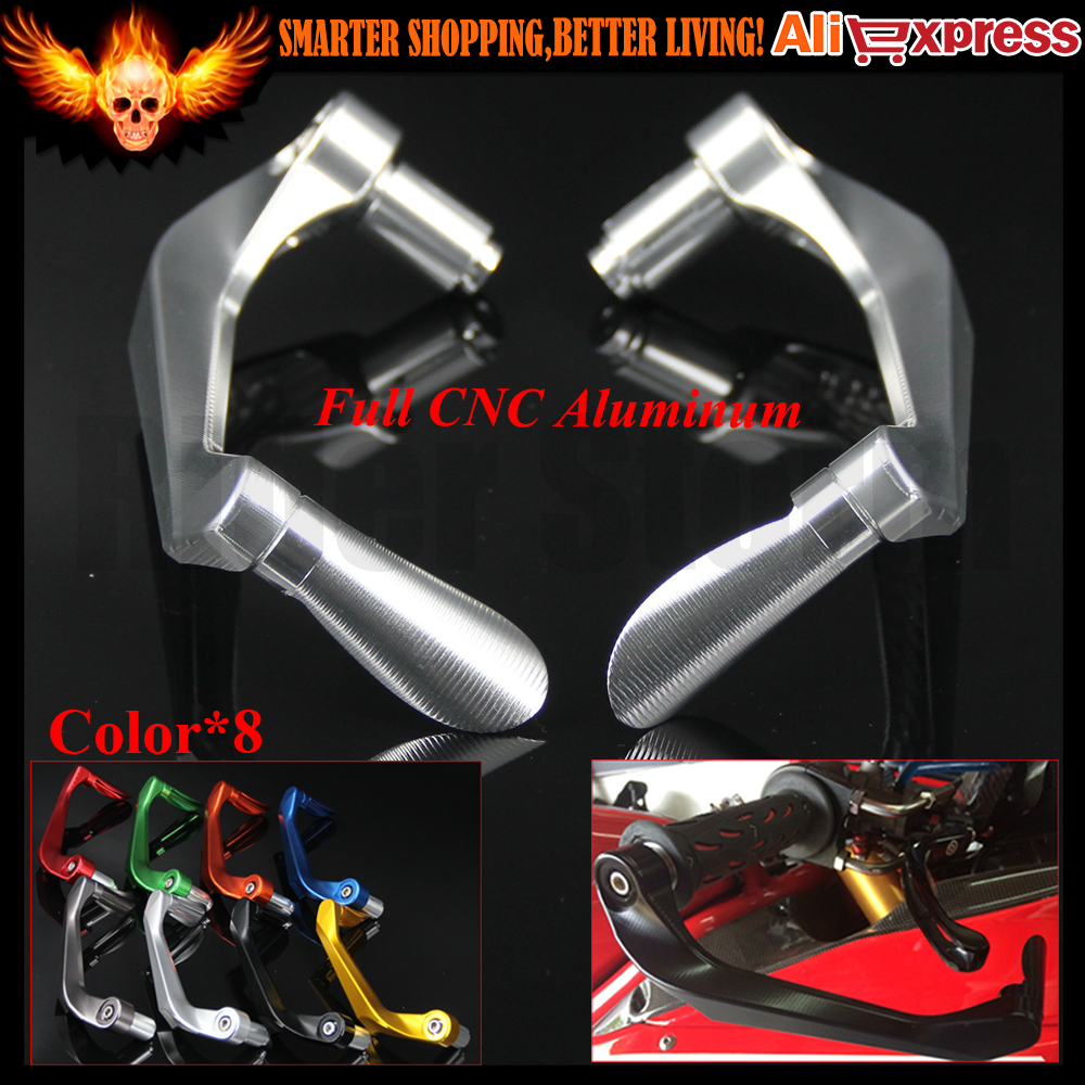 7/8 22mm Motorcycle Handlebar Brake Clutch Levers Protector Guard for BMW F650GS F700GS K1200S K1200R K1200R SPORT R1200S motorcycle handlebar protector guard