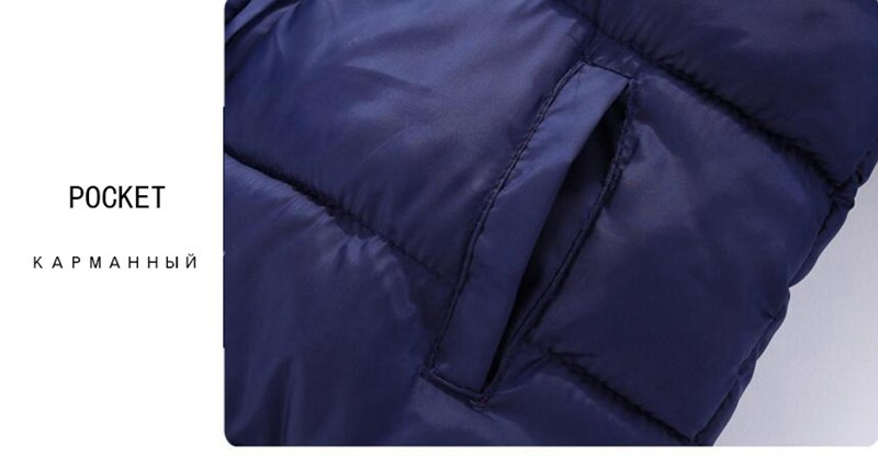 CROAL CHERIE Children's Parkas Winter Jacket For Girl Boys Winter Coat Kids Warm Thick Velvet Hooded Baby Coats Outerwear  (14)