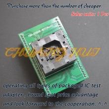 IC TEST Detect QFN48 toDIP48 for xeltek Programmer 790-62048-101T QFN48/D48 Adapter 5pcs lot ad1986ajcpz ad1986a qfn48 ac 97 and hd audiosoundmax codec