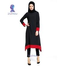 Fashion Turkish Muslim Women National style Turkey Women Abaya clothes Islamic Robe Musulmane Clothing