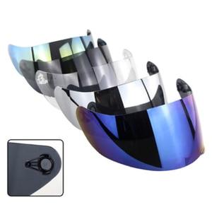 Image 5 - Motorcycle Anti scratch Wind Shield Helmet Lens Visor Full Face Fit for AGV K1 K3SV K5 Motorcycle Accessories