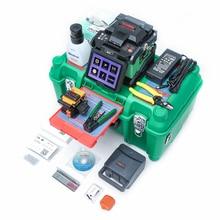 FTTH оптической машины сплайсинга Komshine GX37 № сварочный аппарат как Fujikura 70 s аппарат, INNO волокна сварщик