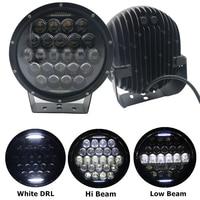 Автомобиль интимные аксессуары Супер яркий 9 дюймов 300 Вт светодиодный свет работы для дальнего ближнего света DRL Вождения вездеходный груз