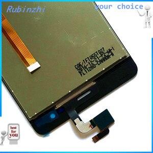 Image 3 - RUBINZHI pantalla LCD con cinta para Prestigio Grace R5 LTE PSP5552 DUO PSP 5552, montaje de pantalla táctil