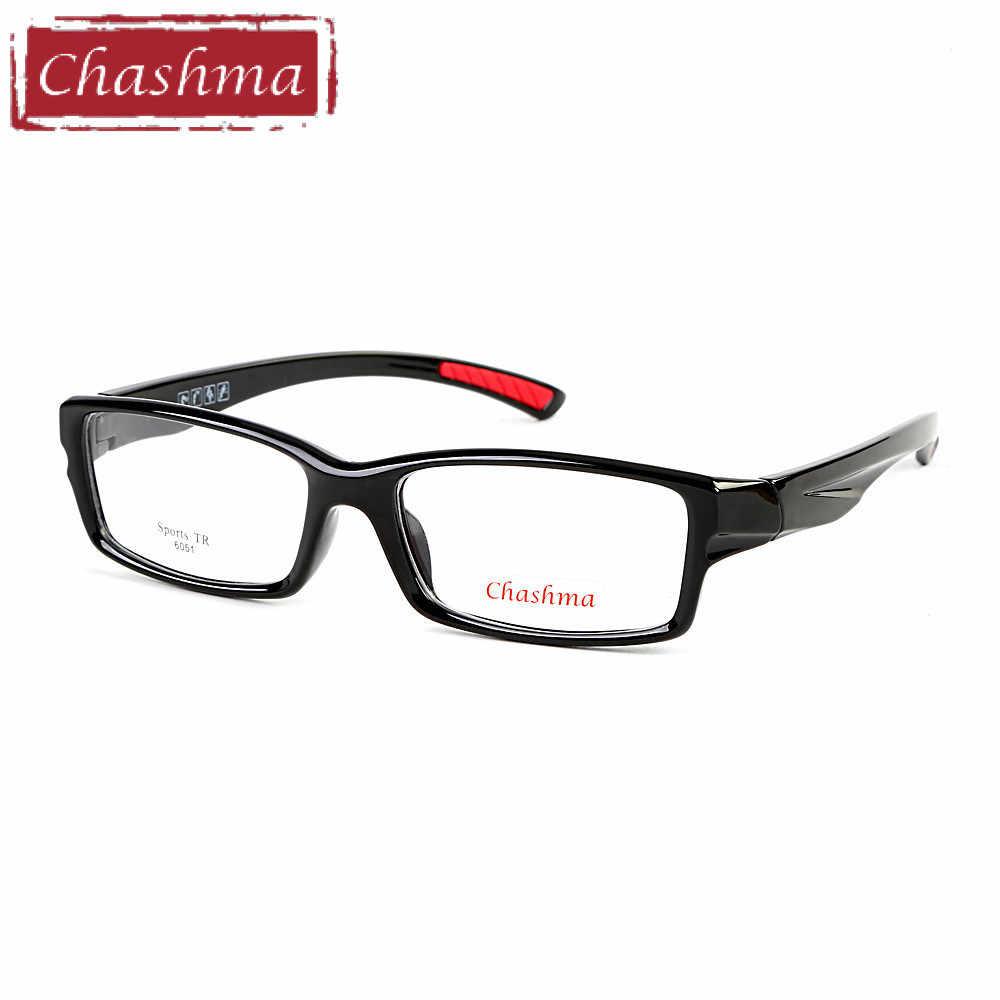 bbf1c43a427 Detail Feedback Questions about Chashma Brand Designer Fashion Glass TR90  Sports Full Frame Eyewear Full Frame Sport Stylish Light Myopia Eye Glasses  Frames ...