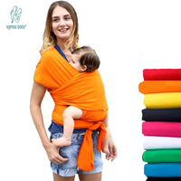19 Colors Baby Sling Ergonomic Baby Carrier Cover Backpack Breathable Hipseat Nursing Cover Cotton Soft Baby